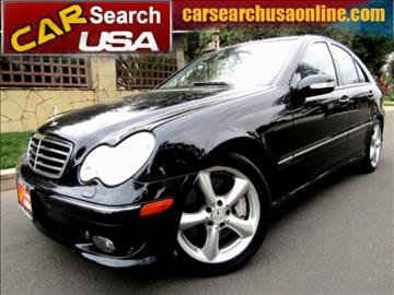 2006 Mercedes-Benz C-Class for sale in North Hollywood, CA