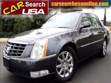 2011 Cadillac DTS for sale in North Hollywood, CA