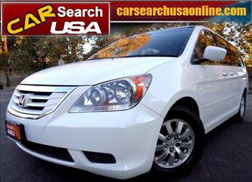 2010 Honda Odyssey for sale in North Hollywood, CA