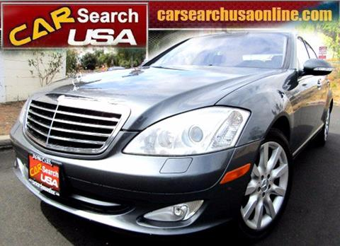 2007 Mercedes-Benz S-Class for sale in North Hollywood, CA