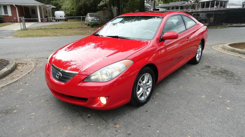toyota camry solara for sale in woodstock ga. Black Bedroom Furniture Sets. Home Design Ideas