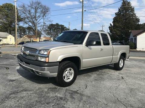 2004 chevrolet silverado 1500 for sale for Daher motors kingston nh