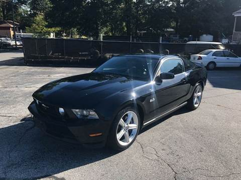 2011 Ford Mustang for sale in Marietta, GA