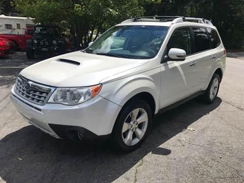 2012 Subaru Forester for sale in Marietta, GA
