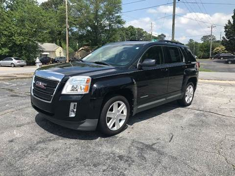 2010 GMC Terrain for sale in Marietta, GA