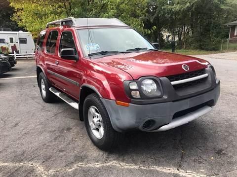 2004 Nissan Xterra for sale in Marietta, GA