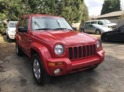 2004 Jeep Liberty for sale in Marietta, GA
