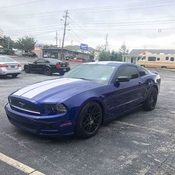 2013 Ford Mustang for sale in Marietta, GA