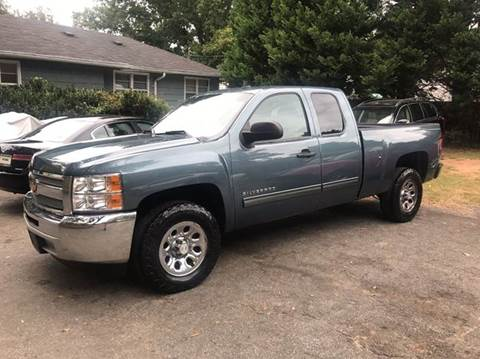 2012 Chevrolet Silverado 1500 for sale in Marietta, GA