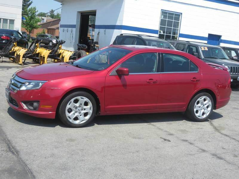Used ford fusion for sale in new hampshire for Champion motors amherst nh