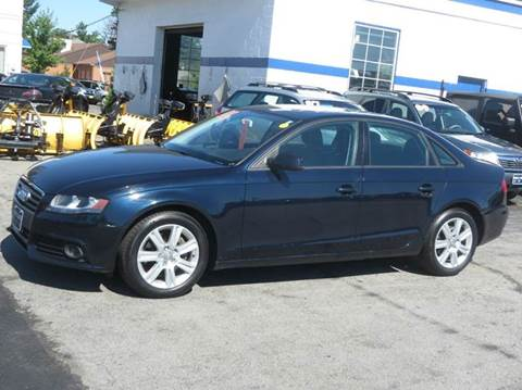 2011 Audi A4 for sale in New Hampton, NH