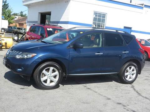 2009 Nissan Murano for sale in New Hampton, NH