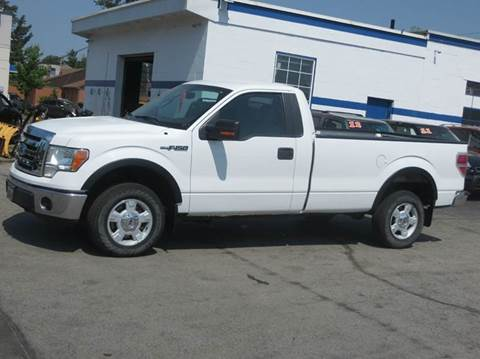 2010 Ford F-150 for sale in New Hampton, NH