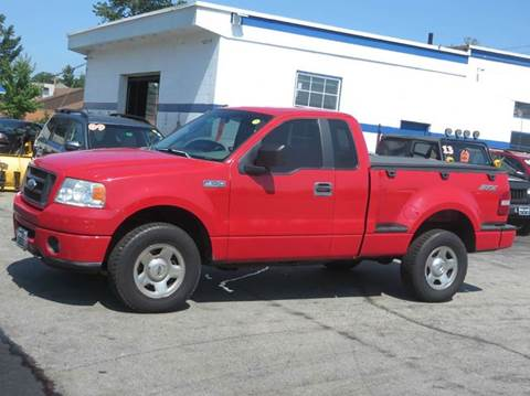 2008 Ford F-150 for sale in New Hampton, NH