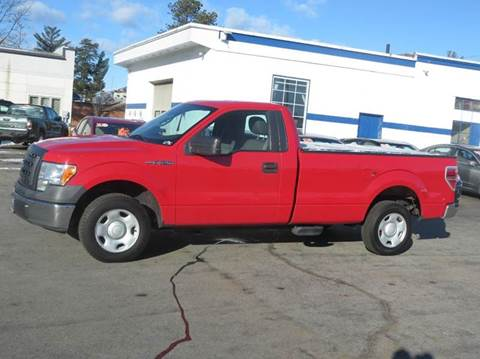2009 Ford F-150 for sale in New Hampton, NH