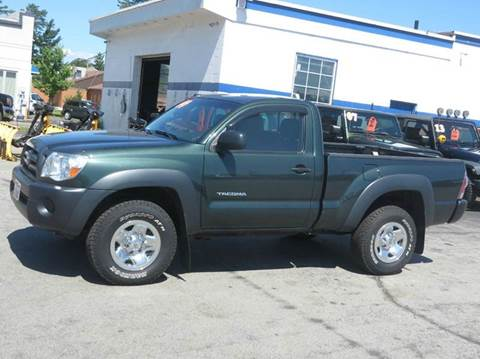 2009 Toyota Tacoma for sale in New Hampton, NH