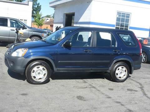 2006 Honda CR-V for sale in New Hampton, NH
