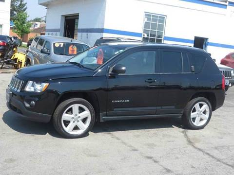 2012 Jeep Compass for sale in New Hampton, NH