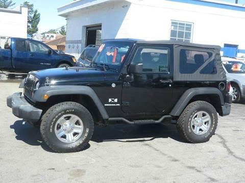 2008 jeep wrangler for sale new hampshire. Black Bedroom Furniture Sets. Home Design Ideas