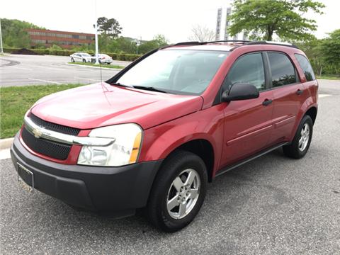 2005 Chevrolet Equinox for sale in Virginia Beach, VA