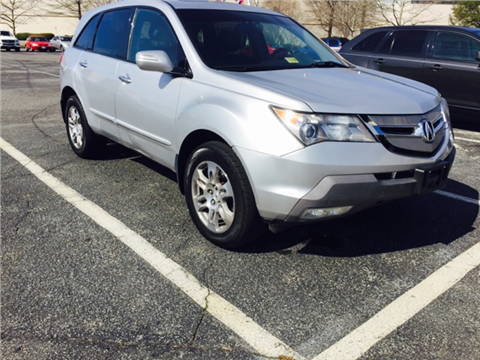 2007 Acura MDX for sale in Virginia Beach, VA