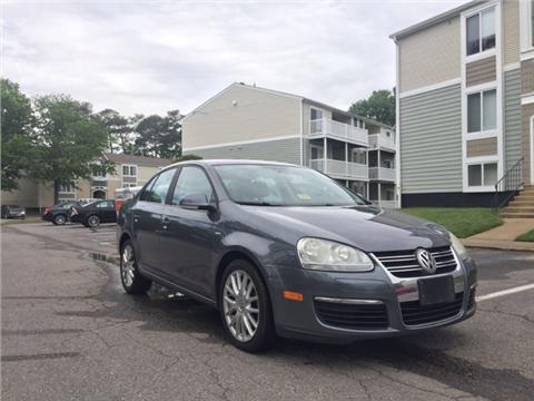 2008 Volkswagen Jetta for sale in Virginia Beach, VA