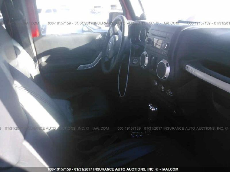2014 Jeep Wrangler Unlimited 4x4 Sahara 4dr SUV - Brookland AR