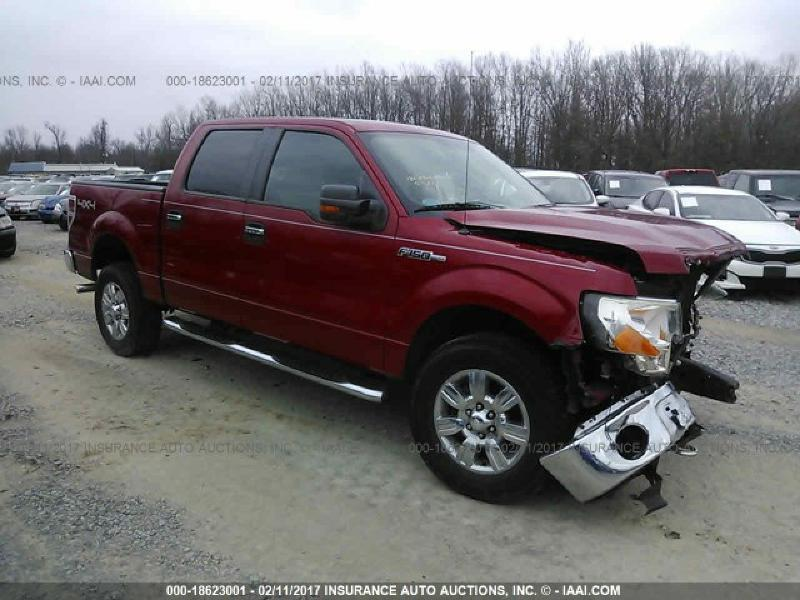 2010 Ford F-150 SUPERCREW - Brookland AR