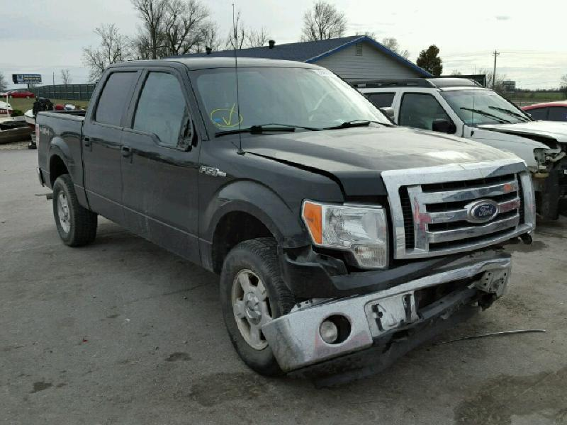 2012 Ford F-150 SUPERCREW - Brookland AR