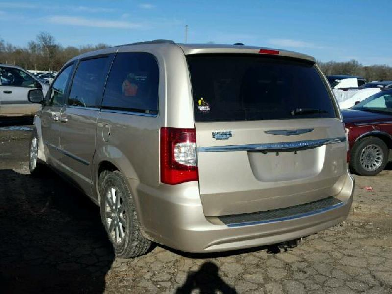 2012 Chrysler Town and Country Touring 4dr Mini-Van - Brookland AR