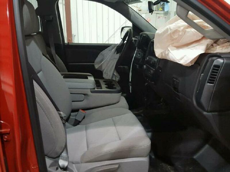 2015 Chevrolet Silverado 1500  - Brookland AR