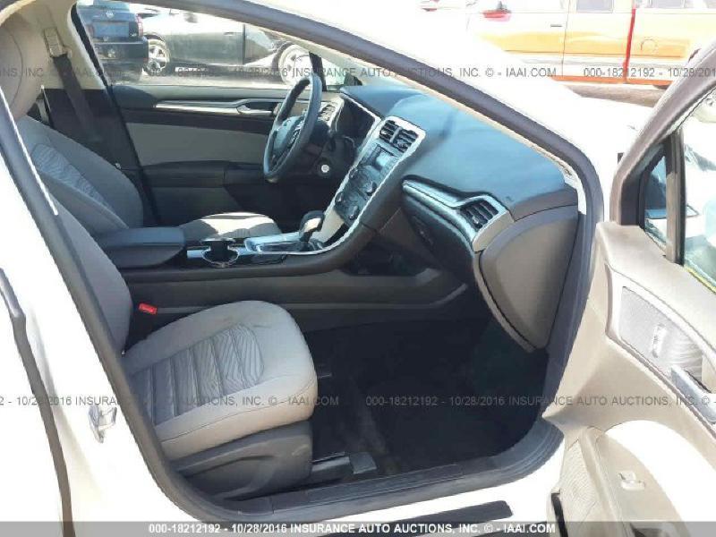 2016 Ford Fusion S 4dr Sedan - Brookland AR