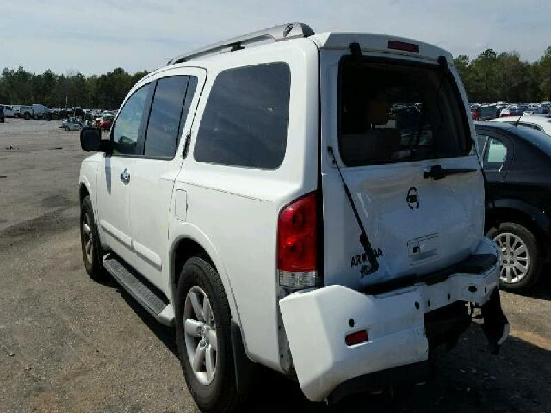 2012 Nissan Armada 4x2 SV 4dr SUV - Brookland AR
