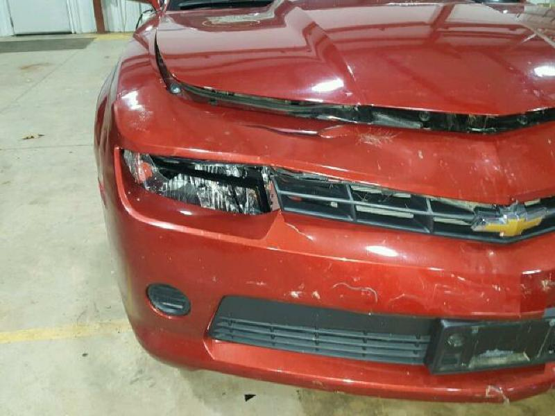2014 Chevrolet Camaro LS 2dr Coupe w/2LS - Brookland AR
