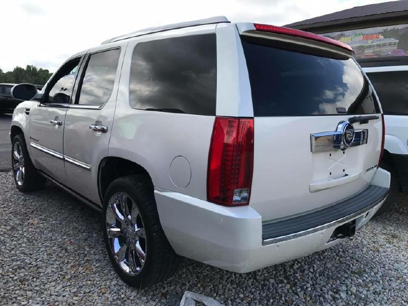 2008 Cadillac Escalade LUXURY - Brookland AR