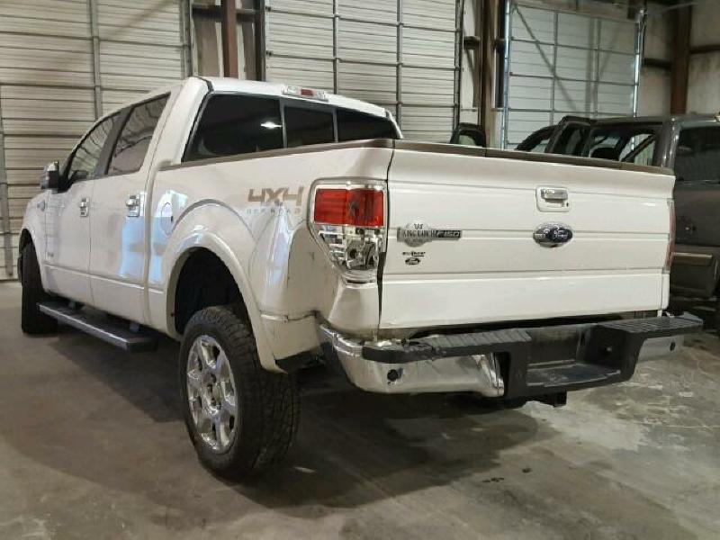 2014 Ford F-150 SUPERCREW - Brookland AR