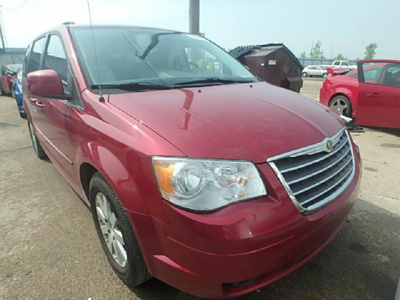 2008 Chrysler Town and Country Touring 4dr Mini-Van - Brookland AR