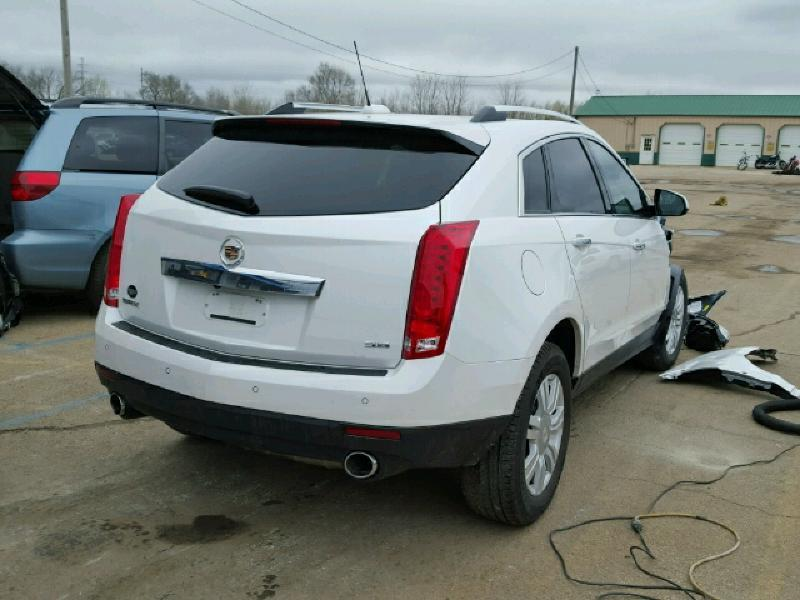 2015 Cadillac SRX Luxury Collection 4dr SUV - Brookland AR