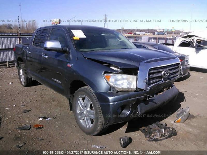 2008 Toyota Tundra 4x4 Limited 4dr CrewMax SB (5.7L V8) - Brookland AR