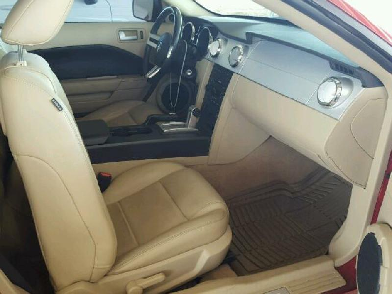 2007 Ford Mustang  - Brookland AR