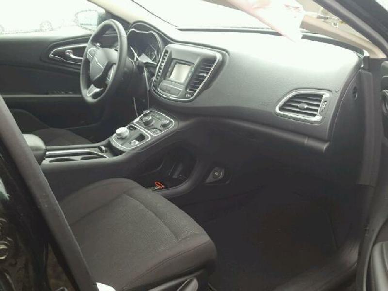 2016 Chrysler 200 LIMITED - Brookland AR