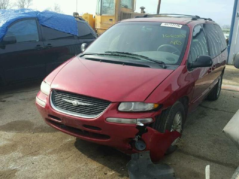 2000 Chrysler Town and Country 4dr LX Extended Mini-Van - Brookland AR