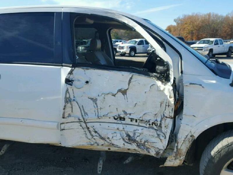2009 Nissan Titan 4x4 XE FFV Crew Cab Short Bed 4dr - Brookland AR