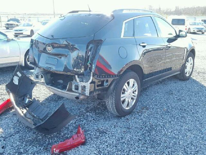 2012 Cadillac SRX 4dr SUV - Brookland AR