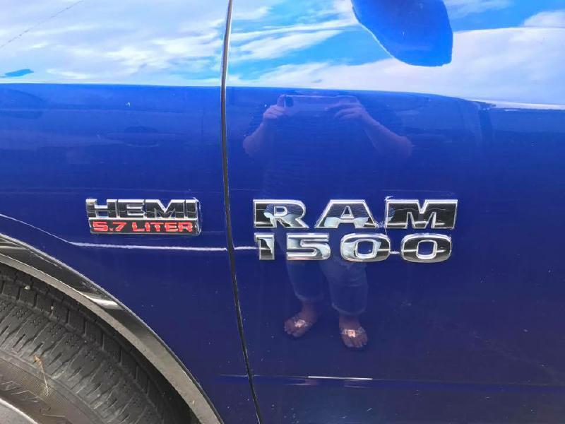 2015 RAM Ram Pickup 1500 4x4 SLT 4dr Crew Cab 5.5 ft. SB Pickup - Brookland AR