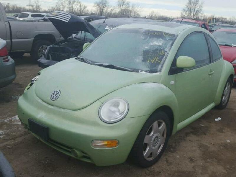 2000 Volkswagen New Beetle 2dr GLX 1.8T Turbo Hatchback - Brookland AR