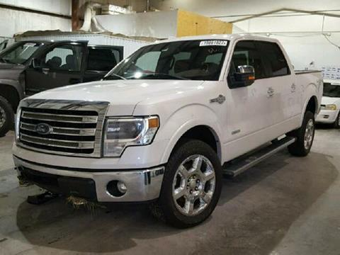2014 Ford F-150 for sale in Brookland, AR