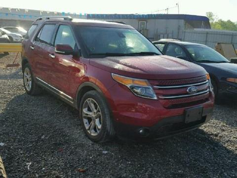 2015 Ford Explorer for sale in Brookland, AR