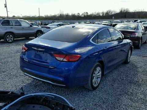 2016 Chrysler 200 for sale in Brookland, AR