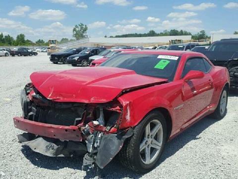 2012 Chevrolet Camaro for sale in Brookland, AR